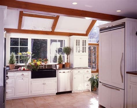 kitchen floor ideas with cabinets the balance between the small kitchen design and
