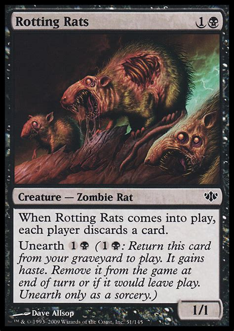 Mtg Rat Deck Edh by Proxies For Deck Quot Lord Of The Rats Edh Quot Deckstats Net