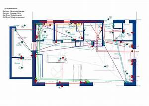Schema Installation Rj45 Maison : plans lectriques d une maison maison poyaudine ~ Dailycaller-alerts.com Idées de Décoration
