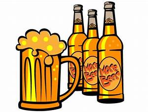 Free Beer Bottle Clip Art Vector - AI - Free Graphics ...
