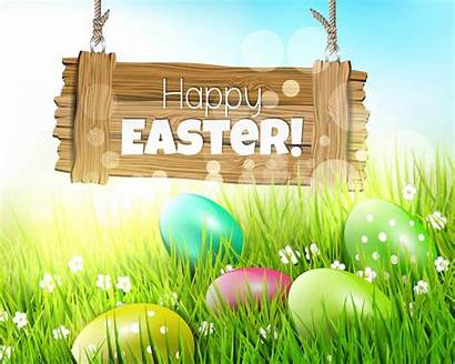 Easter Happy Background Eggs Wallpapers Wishes Pc