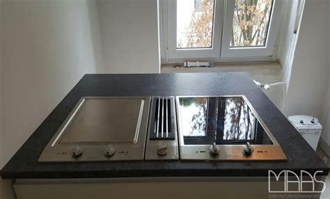 München Granit Arbeitsplatten Steel Grey