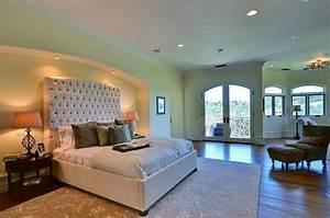 Kim Kardashian Kanye West Bel Air bedroom Hooked on Houses