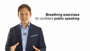 Breathing Exercises For Confident Public Speaking