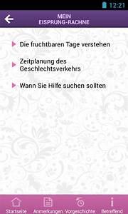 Fruchtbaren Tage Berechnen : mein eisprung rechner android apps auf google play ~ Themetempest.com Abrechnung
