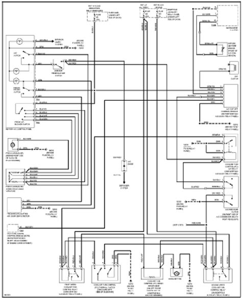 volkswagen passat 2001 wiring diagrams guide and