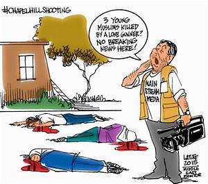 Muslim Lives Matter: Bias in the Mainstream Media
