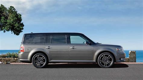 Ford Flex Reviews by Automotivetimes 2014 Ford Flex Review