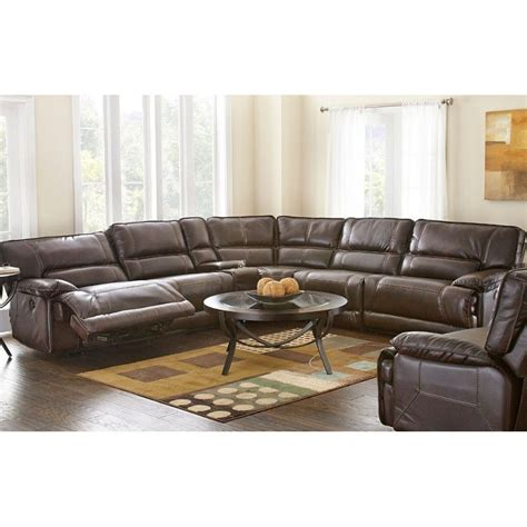 Kohl S Living Room Furniture by Wah Augusta Power Sectional Xw9390 Conn S Homeplus