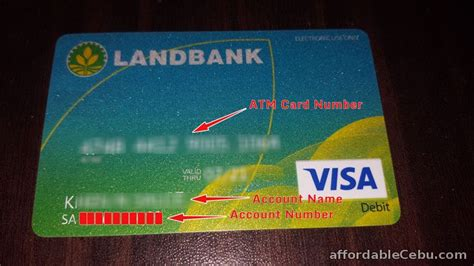 How many numbers does a credit card have. How many digits does LandBank Account Number have? - Banking 30391