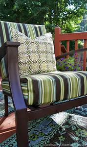 Sew, Easy, Outdoor, Cushion, Covers, Oldie, But, Goodie