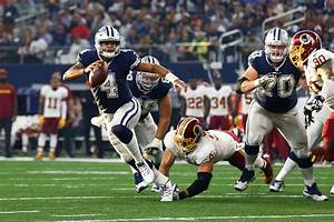 Prescott, Elliott help Cowboys stretch streak to 10 ...