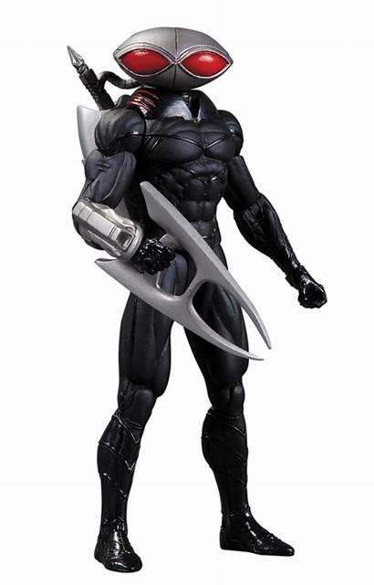 Manta Figure Villains Dc Action Super Comics