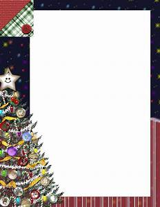 Free Christmas Stationery Templates Word Christmas 1 Free Stationery Com Template Downloads