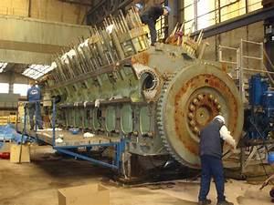Marine Engine Life Spans