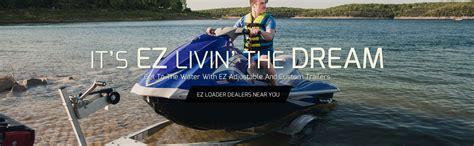 E Z Loader Boat Trailer Parts by Ez Loader Custom Adjustable Boat Trailers