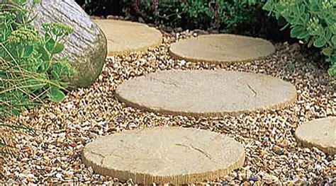 patio circles and garden stepping stones ideas advice