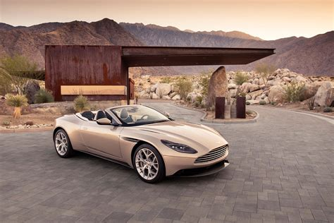 2018 Aston Martin DB11 Convertible Review, Trims, Specs ...