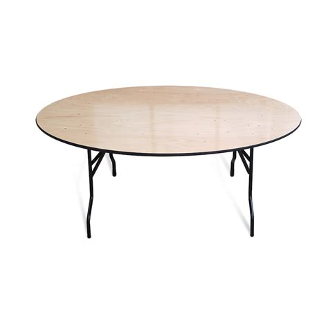 6 foot round table top 6ft round table hire from premier in leicester nationwide