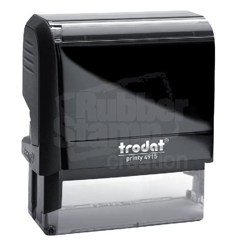 Trodat 4915 Self Inking Stamp  Self Inking Rubber Stamps