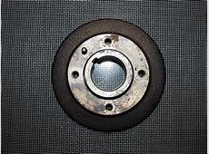 9093 Mazda Miata OEM Harmonic Crankshaft Pulley Rear