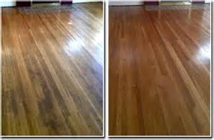 hardwood floor water damage restoration repair services