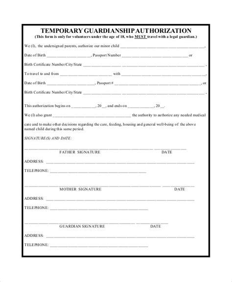 temporary guardianship legal guardianship form free printable legal forms legal autos post