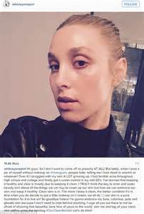 Whitney Port shuts down haters claiming she looks 'dead ...