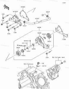 Kawasaki Side By Side 2015 Oem Parts Diagram For Water