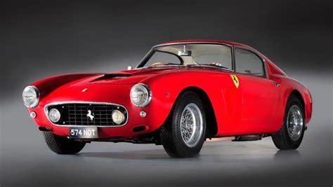 1960 Ferrari 250 GT SWB sells for $11.4 million