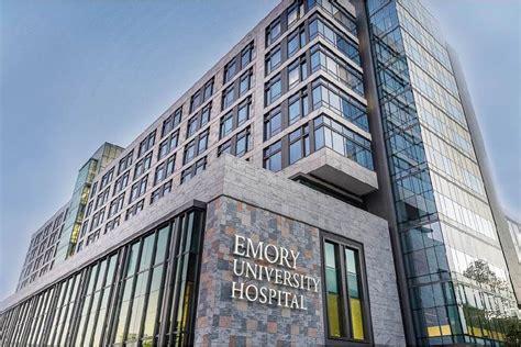 emory university hospital  wing anning johnson company