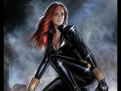Widow Wallpapers Desktop Backgrounds Marvel Avengers Computer