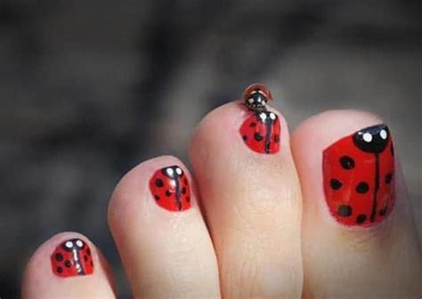 fancy  cool toe nail designs  sheideas
