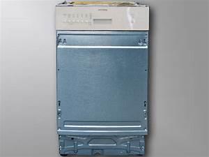 Spülmaschine 45 Cm Günstig : 45 cm sp lmaschine wei e blende f r m belfront neu ebay ~ Orissabook.com Haus und Dekorationen