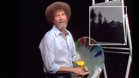 35 Happy Little Facts About Bob Ross