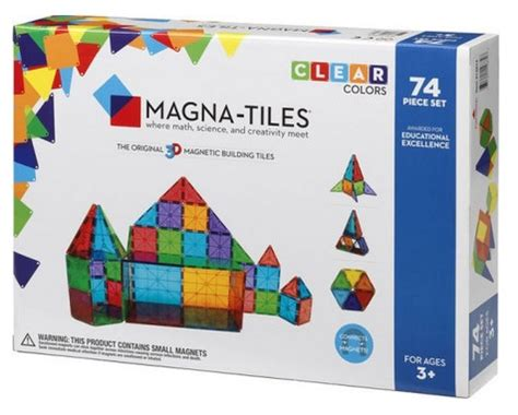 Magna Tiles Prime by Toys 171 Kollel Budget
