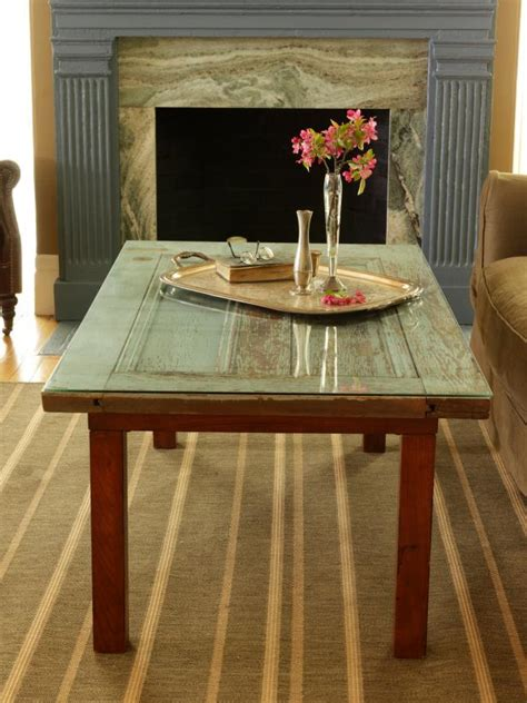 tables made from doors how to repurpose a door into a coffee table how tos diy