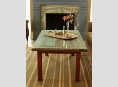 How to Repurpose a Door Into a Coffee Table howtos DIY