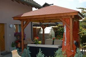 Pavillon Mit Festem Dach : pavillon mit festem dach die besten 17 ideen zu pavillon ~ Michelbontemps.com Haus und Dekorationen