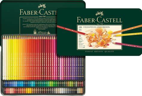 faber castell color pencils faber castell polychromos colour pencils tin of 24