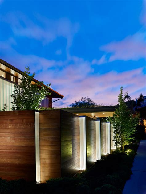 Courtyard House  Contemporary  Exterior  Seattle  By