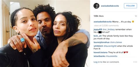 lisa bonet related to lenny kravitz the judiciary report it s not gossip when it s true
