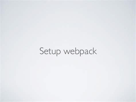 Tornadoweb Template by Integrating Tornado And Webpack