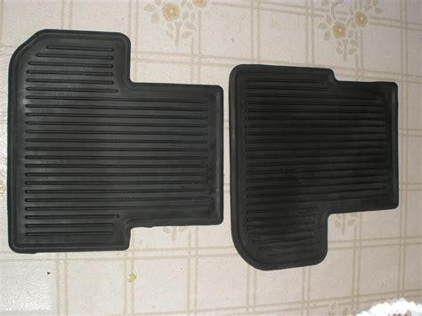 infiniti g35 floor mats 2004 genuine infiniti floor mats black rubber g35driver