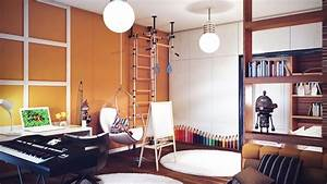 Design idea room teen