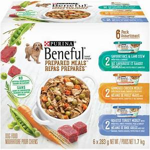 purina benefulr prepared mealstm variety pack food for dogs With prepared dog food