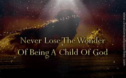 God Child Wonder Christian