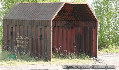 shed photo picture definition at photo dictionary shed