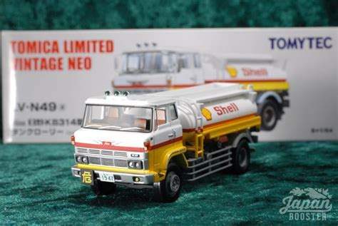 size box tomica limited vintage neo lv n49a 1 64 hino kb314 tank