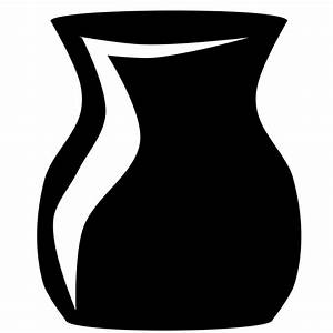 Clipart - Short Vase
